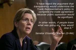 Warren TPPA