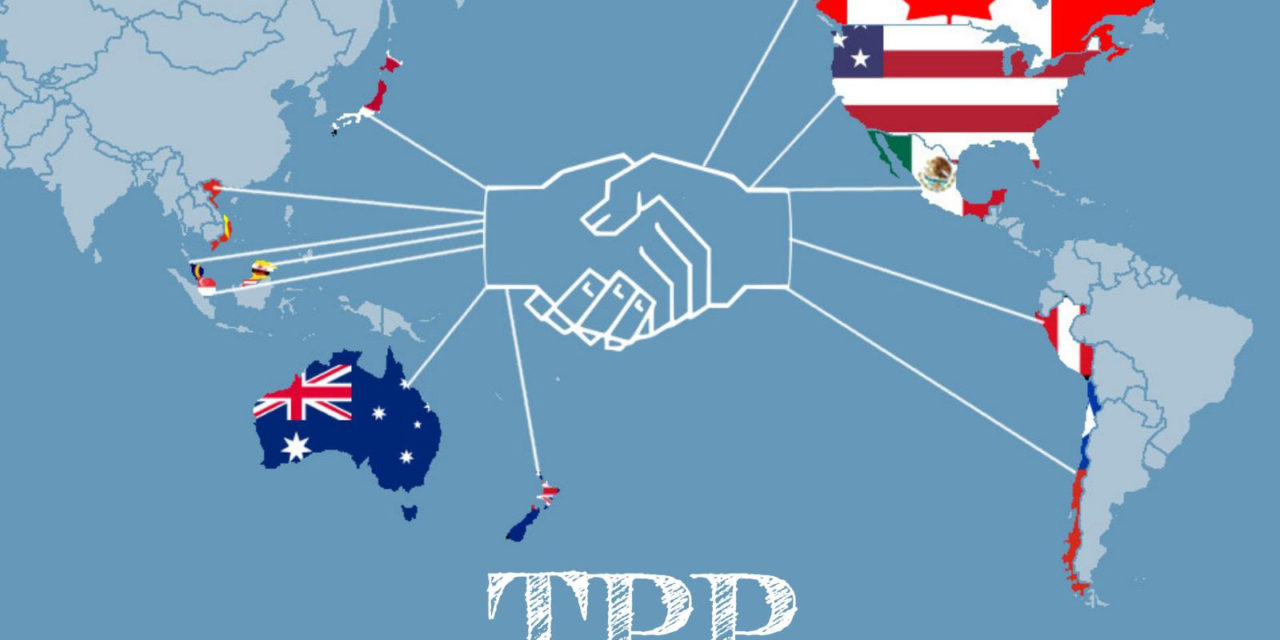 Trans-Pacific Partnership agreement