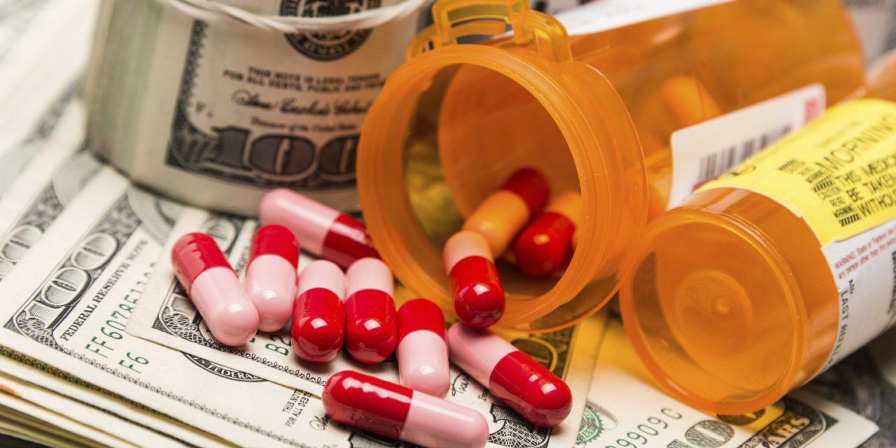 No reason big pharma would stop supplying medicines
