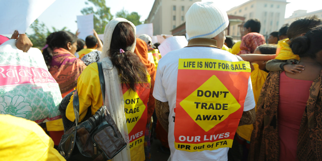 Govt looks set to repeat TPPA mistakes with RCEP