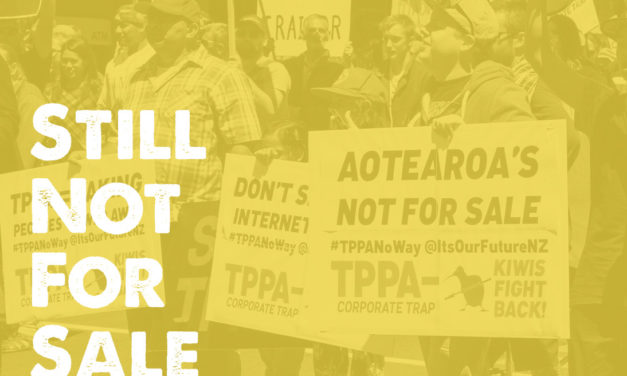 TPPA-11 Don't Do It! Petition